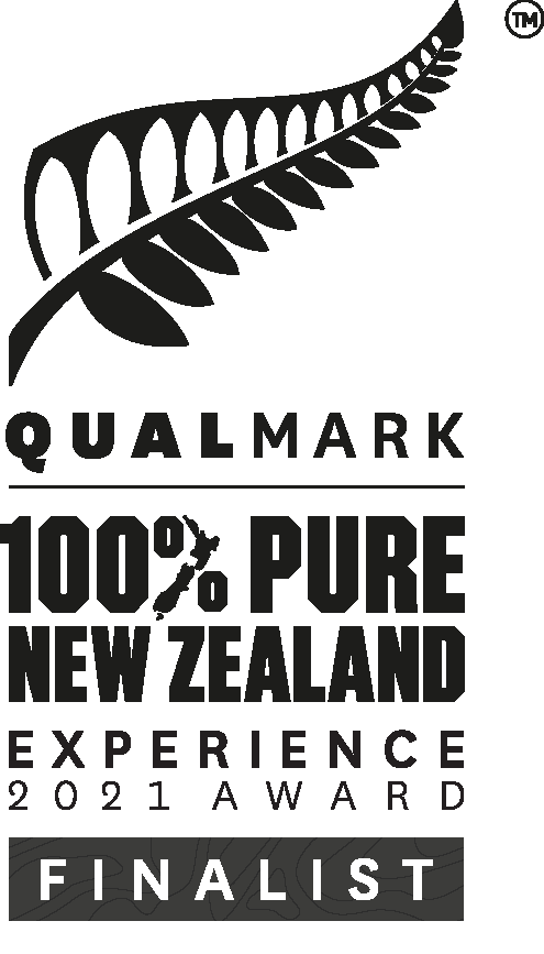 Qualmark Pure Experience Award Finalist